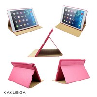"Kaku PU leather 7"" tablet silicon case cover for ipad mini2"