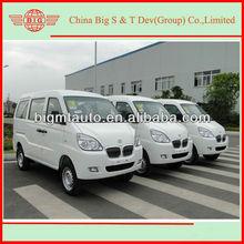 2013 brand new white 62HP petrol passenger mini van for company use