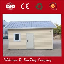 Light Steel Structure Framing soundproof prefab house concrete