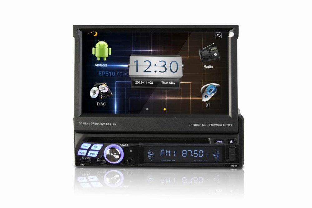101 1 din android car dvd car entertainment system for vw volkswagen golf 7 with gps