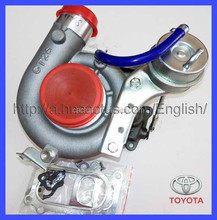 Electric turbo for cars CT26 17201-74030 supercharger 3SGTE engine