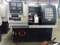 CK6125 low cost cnc lathe machine