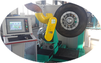 REMOULD TYRE EQUIPMENT TYRE RETREADING BUFFER