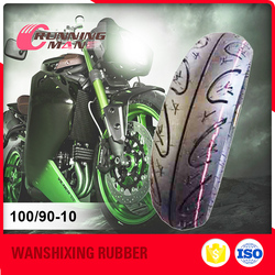 Continental Tyres 10 Inch Scooter Tires Motorcycle 100/90-10 Prices