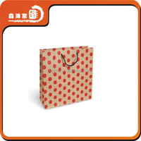 promotional cheap logo foladable high quality shopping bag