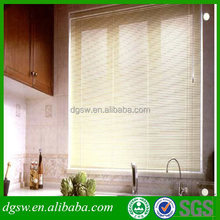 70% PVC,30%polyester Sunscreen Fire Proof Window Venetian Blinds /Shades For Kitchen Room, Office