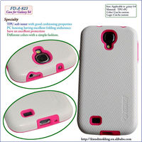 wholesale custom tpu smartphone case,TPU+PC Combo cell Phone Case For Samsung Galaxy S4,mobile phone covers for samsung galaxy