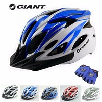 2015 New Giant Mountain Bike CE EPS Bicycle Helmet 6 Colors Bike Accessories Bike Helmet Bmx MTB Cycling Helmet Free Shipping