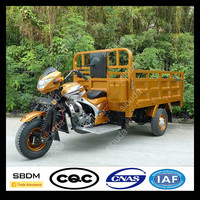 SBDM Lifan 200cc Gasoline Engine Motorcycle Cargo Tricycle