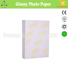 Manufacturer for A4 High Glossy Single Side Double Side Adhesive Inkjet Cast Coated Photo Paper
