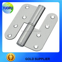 Stainless steel 304 L shape hinge, cheap L type hinge with high quality