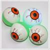 65mm TPU flashing eye bouncing ball for Hallowmas promotion gift toy ball