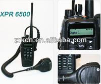 XPR 6500 digital portable two way radio,car walkie talkie