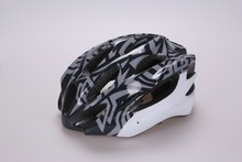 (2015) cheap price PC in-mold road bike helmet (in 16 air vents ) with excellent ventilation performance
