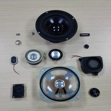 20-years experience of desining and manufacture with speaker