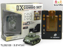 2015 new hot items 1:48 min rc tank with remote controler for children and adults
