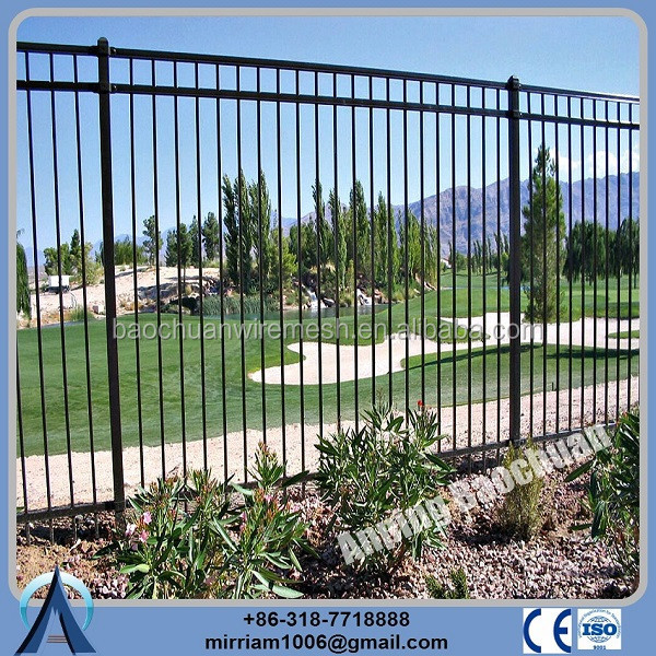 poultry farming steel fence lowes wrought