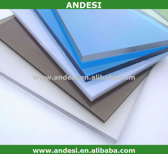 Polycarbonate Window Panels : Polycarbonate glass transparent roof solid panel buy