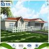 small prefab light steel villa building