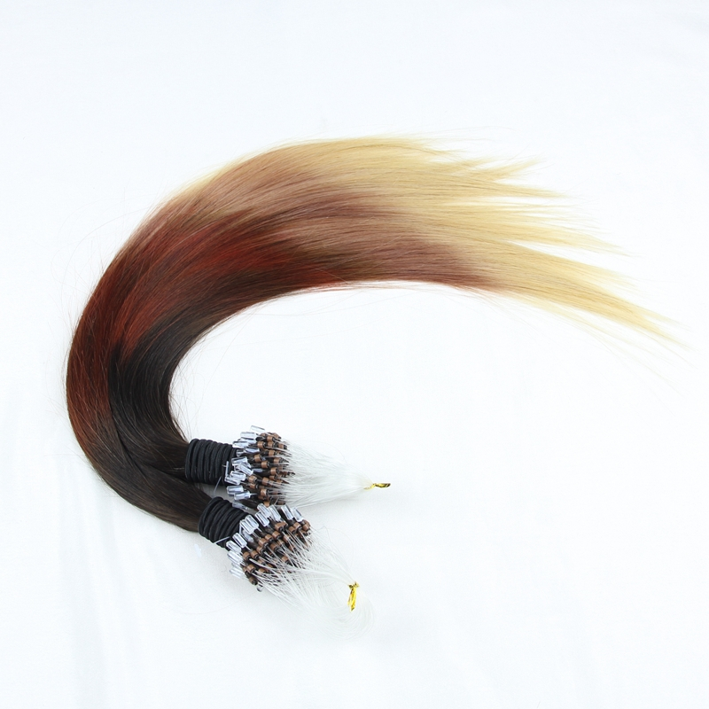 Virgin Indian I Tip Hair Extensions 49