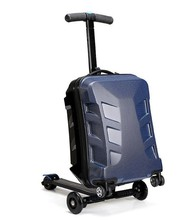 collapsible hot selling travel trolley luggage bag