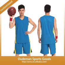 High quality custom cheap basketball jerseys basketball uniforms basketball wears YN-A011
