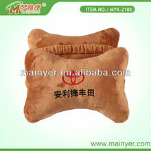 Bone Car Seat Neck Pillow for Promotional Use in 4S Shop
