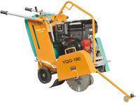 walk behind concrete/asphalt road cutting machine
