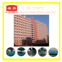 Wall Paint Anticorrosive Fluorocarbon Paint Factory