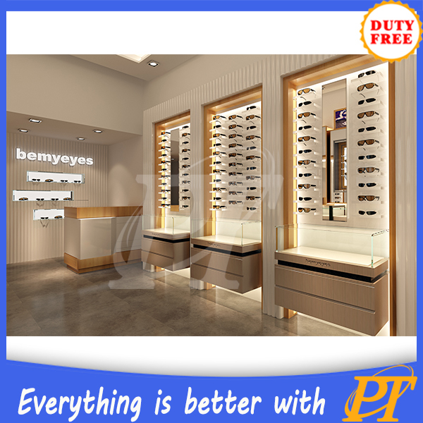 Merveilleux ... Eyeglass Display Cabinet Optical Display Cabinets (2) ...
