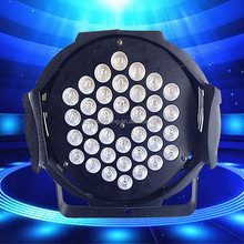 High Quality Disco Stage Lighting Outdoor Aluminum Alloy LED Par Can Light 3W 36pcs Each RGB LED Par Light Made In Guangzhou