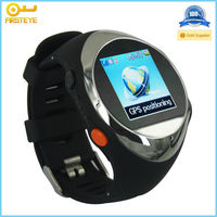 Hot-selling GPS 2013 new arrived GSM quad band GPS tracker watch phone PG88 support Real-time tracking, positon, SOS and phone