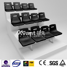 wholesales grandstand chair for arena/stadium/hall