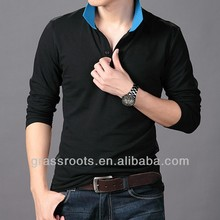 TX0647 100% pique cotton pique plain polo t-shirt for men wholesale cheap polo tshirts custom polo brand manufacturer