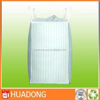 UV treaded pp jumbo bulk bag manufacturer
