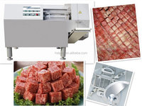 400kg/h Frozen meat dicing equipment/Meat dicer machine