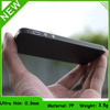 0.3mm ultra thin case for apple iphone 5,rubber matte hard case for iphone 5s