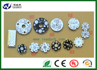 Competitive price and super good quality high power led pcb with complex contour for led bulb, tube,spotlight etc.