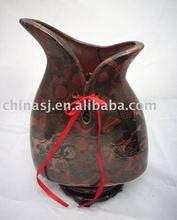 Chinese Art Craft Porcelain Vase WRYEZ38