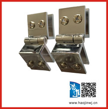 HJ-268 Specializing in the production display cabinet glass hinge/Made in china display cabinet glass hinge