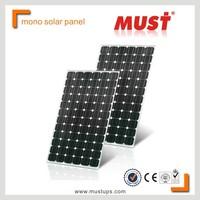 50W 100W 150W 200W 250W 300W 24v Solar Panel