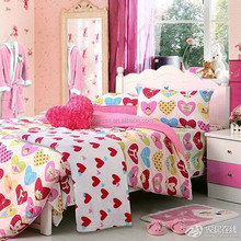 girl bedding set indian style bedding for children or baby