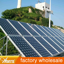 Low price and MOQ residential solar power 5KW solar panel mounting system