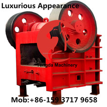 Less Consumption 20% Jaw Crusher Machine for Production of Stone and Sand