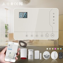 Home automation alarm and security systems