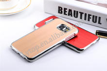 New arrival cool back cover for Samsung S6, new cover for samsung s6