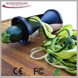 Most popular mini electric vegetable spiralizer Colorful Kitchen Products Best Vegetable Spiral for home