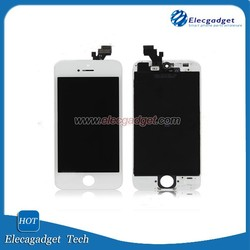 100% Original Wholesale For LCD iPhone 5,LCD For iPhone 5 LCD