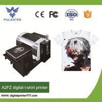 Good service super a2 dtg t shirt printer