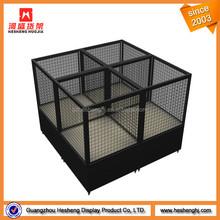 metal square basketball cases for storing basketballs